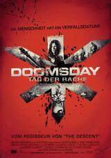 Doomsday - Tag der Rache - Poster