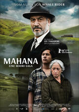 Mahana - Eine Maori-Saga - Poster