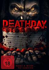 Deathday - Make a Wish... to Survive - Poster