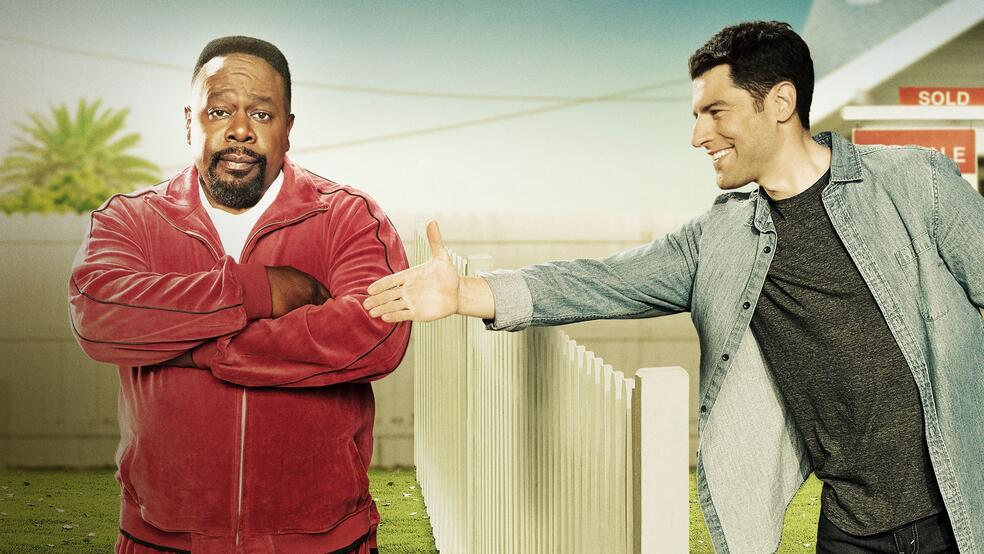 The Neighborhood, The Neighborhood - Staffel 1 mit Max Greenfield und Cedric the Entertainer