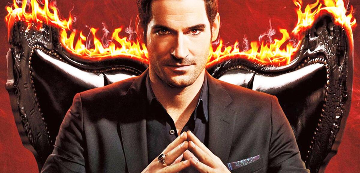 Lucifer Staffel 3 Amazon