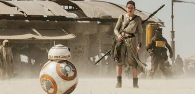 Erwartet Rey noch eine größere Rolle?