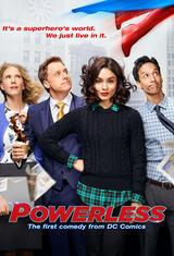 Powerless - Poster