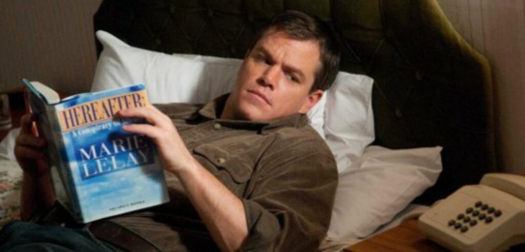 Matt Damon in Hereafter - Das Leben danach