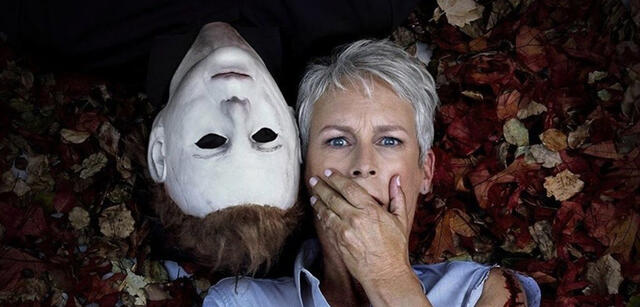 Halloween mit Jamie Lee Curtis und Nick Castle
