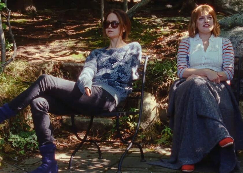 Queen of Earth mit Elisabeth Moss und Katherine Waterston