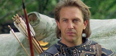 Kevin Costner als Robin Hood