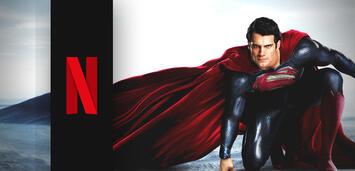 Bild zu:  Man of Steel bei Netflix