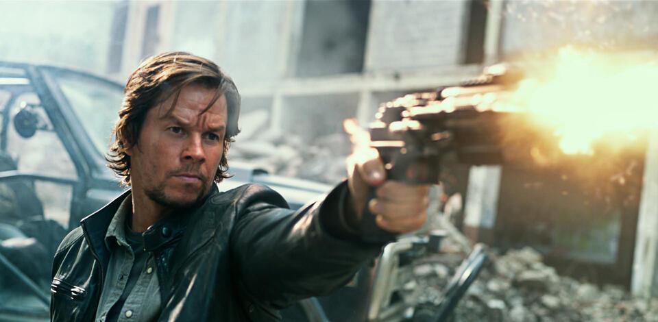 Transformers 5: The Last Knight mit Mark Wahlberg