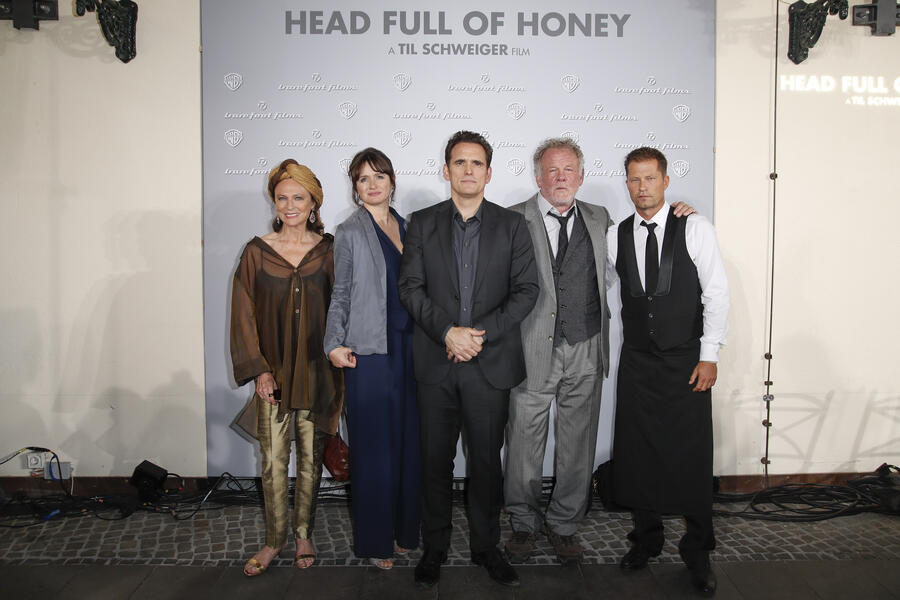 Head Full of Honey mit Til Schweiger, Nick Nolte, Matt Dillon, Emily Mortimer und Jacqueline Bisset