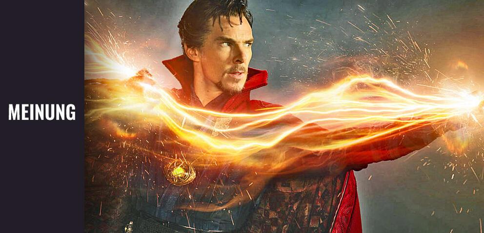 Benedict Cumberbatch als Dr. Strange