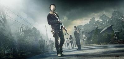 Warum sich der Zombiefilm erst als Serie richtig entfalten kann