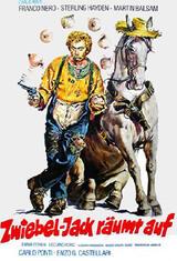 Zwiebel-Jack räumt auf - Poster