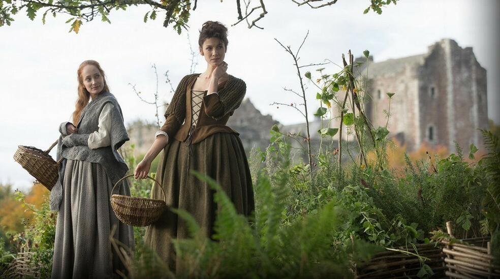 Outlander Serie Staffel 1