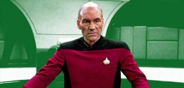 c7ce33d15067e Star Trek  So reagieren Fans   Kollegen auf Patrick Stewarts Rückkehr