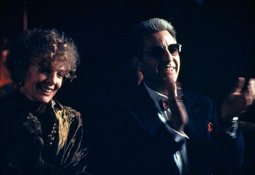 Der Pate 3 mit Al Pacino und Diane Keaton