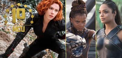 Viele weibliche Figuren des MCU warten auf ihren eigenen Film