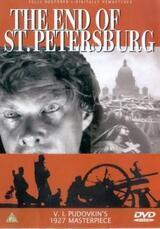 Das Ende von St. Petersburg - Poster
