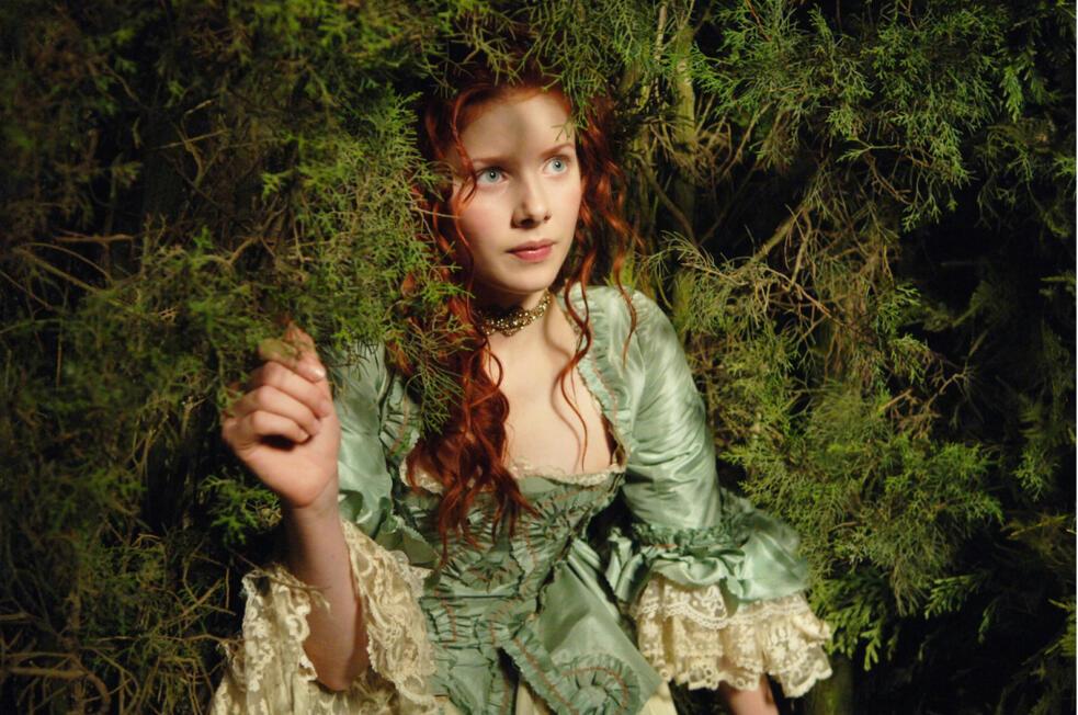 Das Parfum - Die Geschichte eines Mörders mit Rachel Hurd-Wood