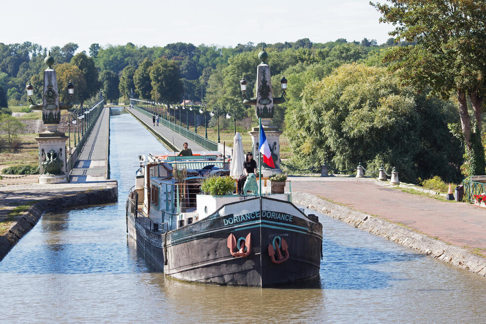 Fluss des Lebens: Geliebte Loire