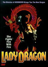 Lady Dragon - Poster