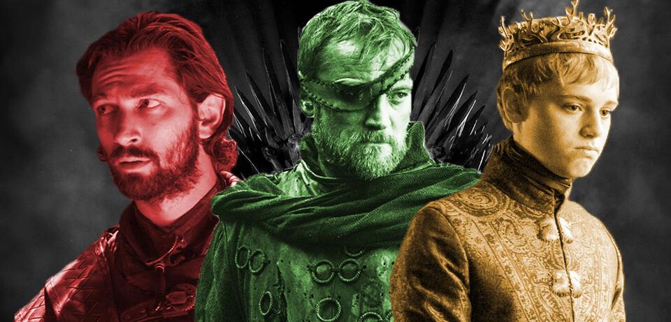 Game Of Thrones Alle Charaktere