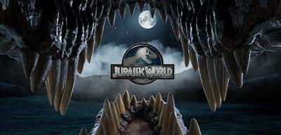Jurassic World als Blu-ray für nur 5€