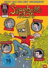 Spaghettiman - Poster