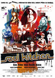 Soul kitchenx artwork poster a4