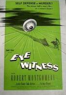 Die unbekannte Zeugin