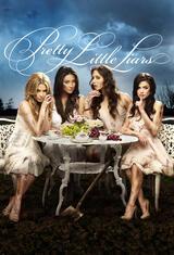 Pretty Little Liars - Staffel 2 - Poster