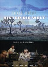 Tokio Hotel - Hinter die Welt  - Poster