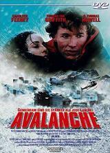 Avalanche - Alptraum im Schnee - Poster