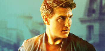 Bild zu:  Tom Cruise in Mission: Impossible 6 - Fallout