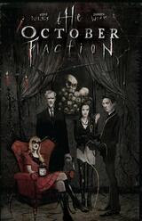 October Faction - Poster