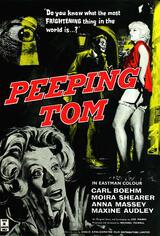 Augen der Angst - Peeping Tom - Poster
