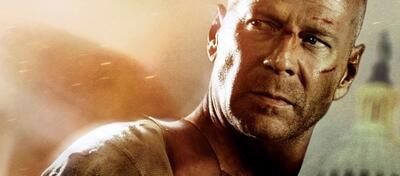 Bruce Willis wie wir ihn kennen und lieben.