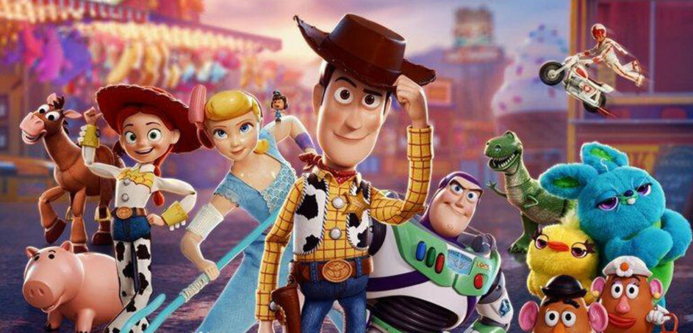 Pixars Toy Story 4 mit Post Credit Scene