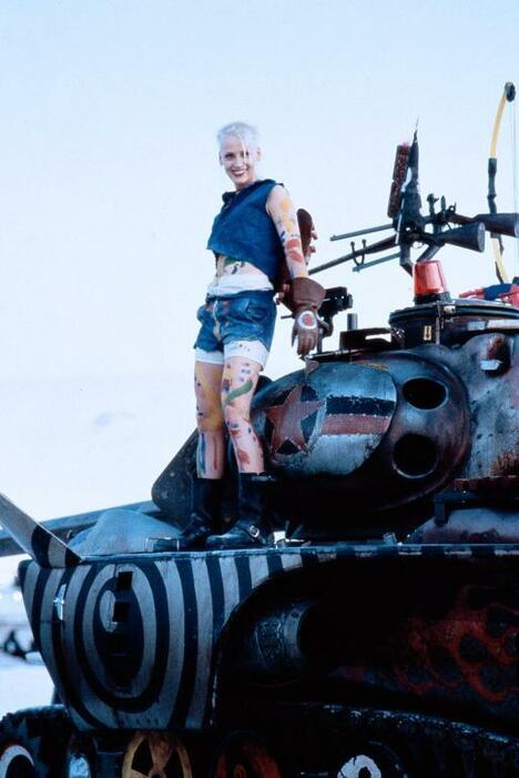 Tank Girl mit Lori Petty