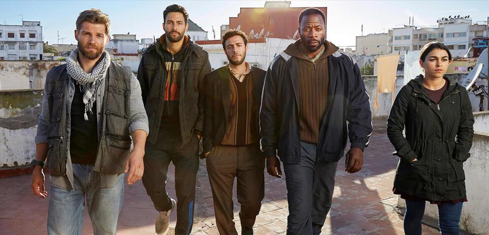 Trailer zur neuen NBC-Serie The Brave