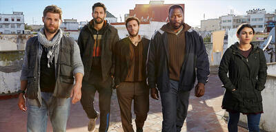 Trailer zur neuen NBC-Serie The Brave