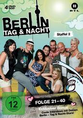 Berlin - Tag und Nacht Staffel 2 - Poster