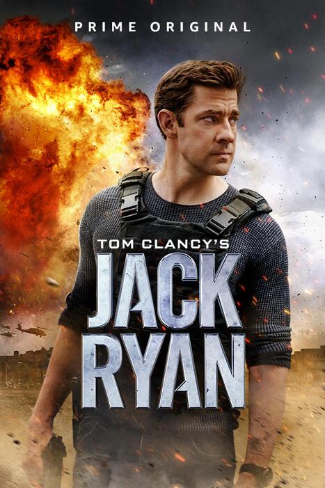Tom Clancy's Jack Ryan, Tom Clancy's Jack Ryan - Staffel 1