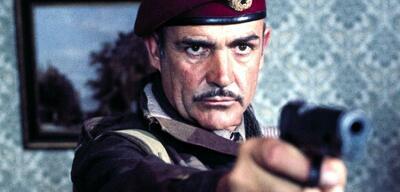 Sean Connery in Die Brücke von Arnheim