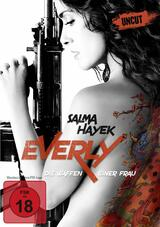 Everly - Die Waffen einer Frau - Poster
