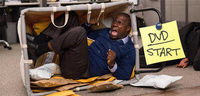 Kevin Hart in Central Intelligence