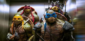 Bild zu:  Teenage Mutant Ninja Turtles