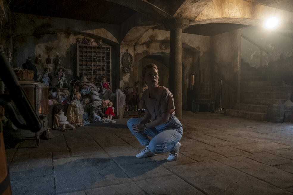 Spuk in Bly Manor, Spuk in Bly Manor - Staffel 1 mit Victoria Pedretti