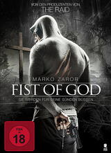 Fist of God - Poster