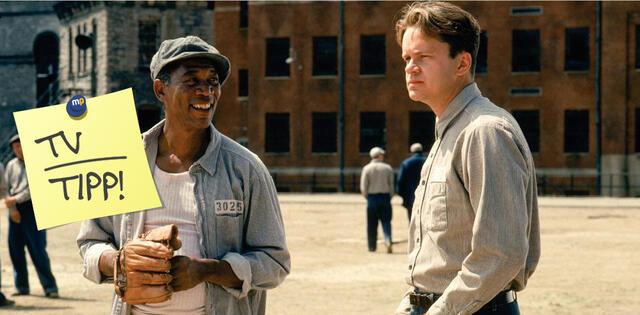 Die Verurteilten Stephen King Verfilmung Mit Morgan Freeman Heute